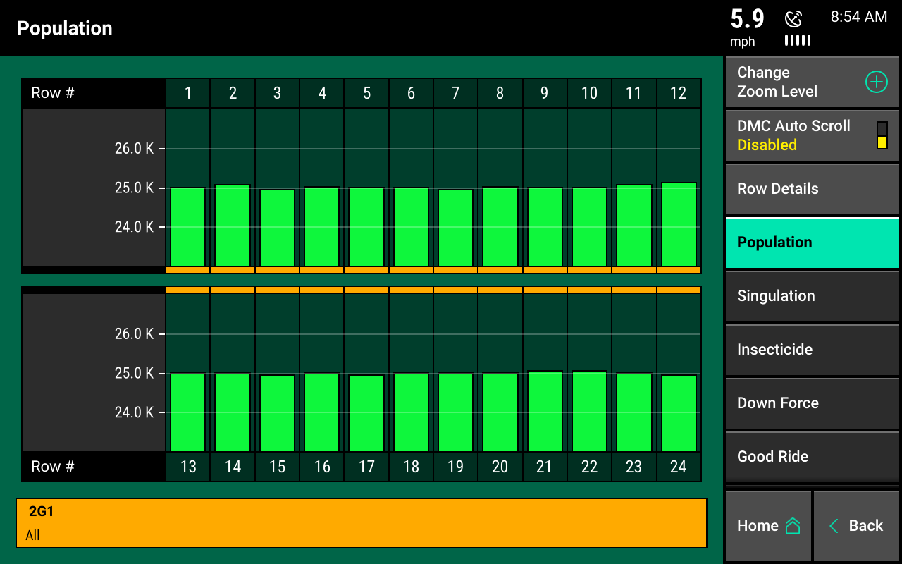 Screen showing adding a new metric type