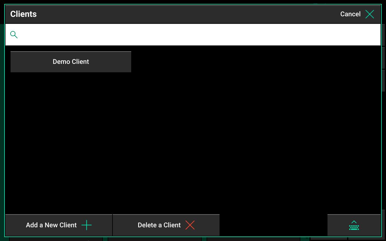 client name screencap