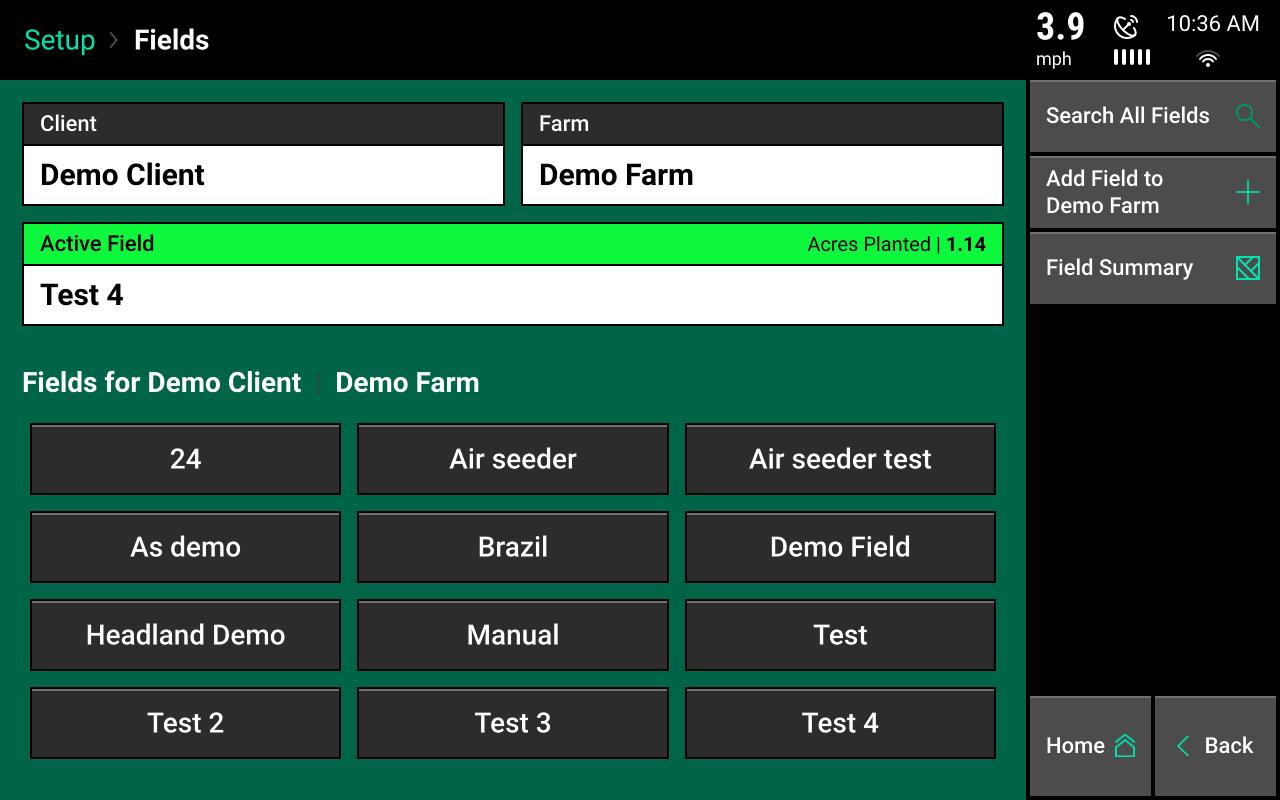 fields menu screencap